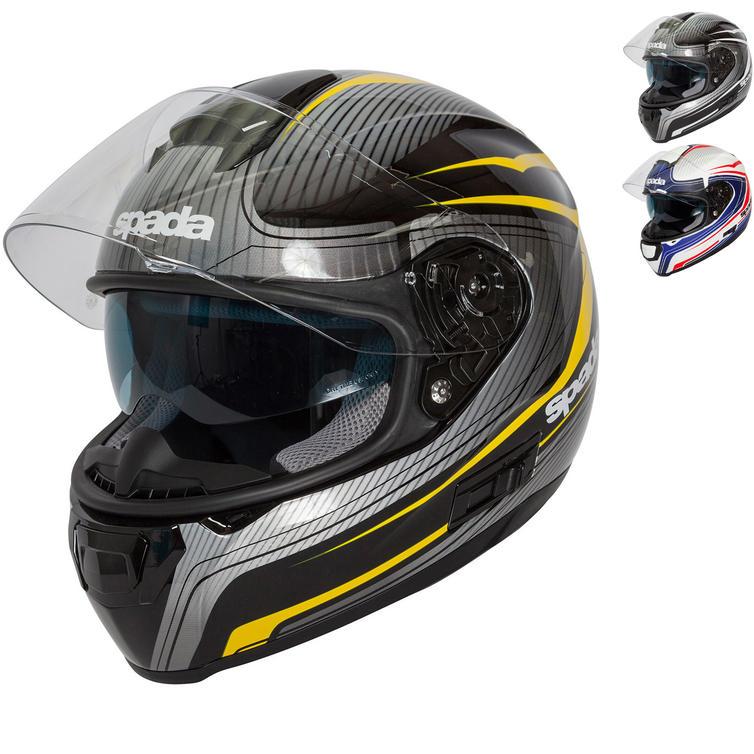 Spada SP16 Monarch Motorcycle Helmet