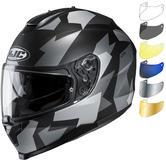 HJC C70 Valon Motorcycle Helmet & Visor