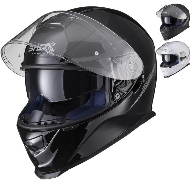 Shox Assault Evo Motorcycle Helmet