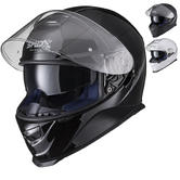Shox Assault Evo Motorcycle Helmet