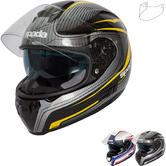 Spada SP16 Monarch Motorcycle Helmet & Visor