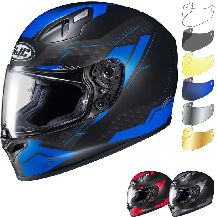 Hjc Fg 17 >> Hjc Fg 17 Talos Motorcycle Helmet Visor New Arrivals
