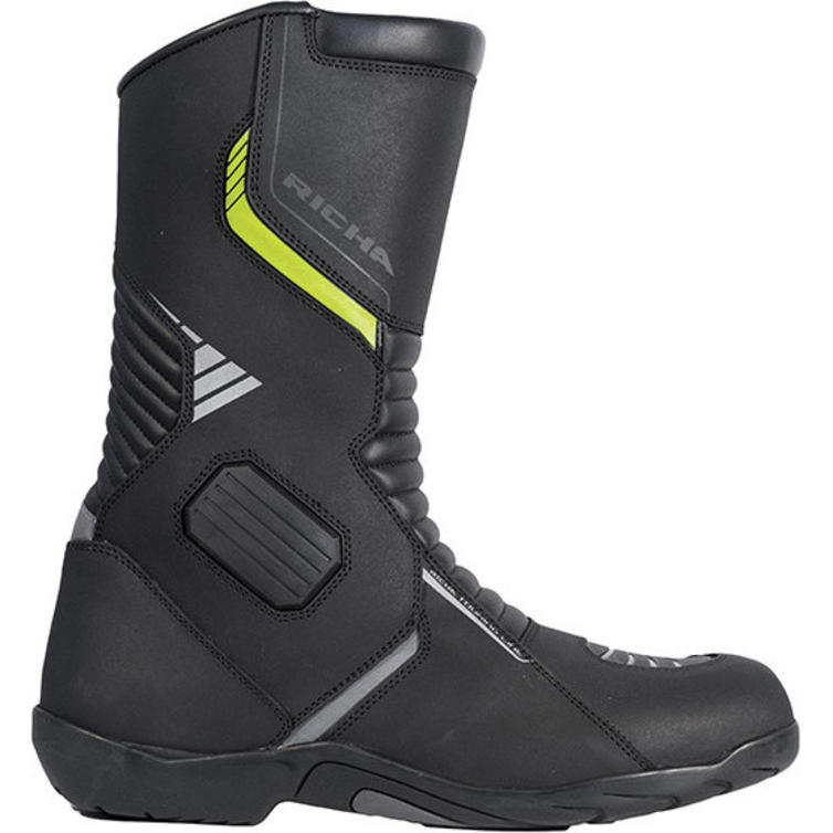 Richa Vortex CE Leather Motorcycle Boots
