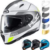 HJC I70 Karon Motorcycle Helmet & Visor