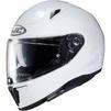 HJC I70 Plain Motorcycle Helmet & Visor Thumbnail 7