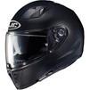 HJC I70 Plain Motorcycle Helmet & Visor Thumbnail 5