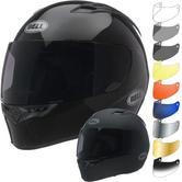 Bell Qualifier Solid Motorcycle Helmet & Visor