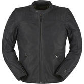 Furygan Clint Leather Motorcycle Jacket