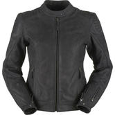 Furygan Debbie Ladies Leather Motorcycle Jacket