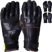 Knox Whip Ladies Leather Motorcycle Gloves