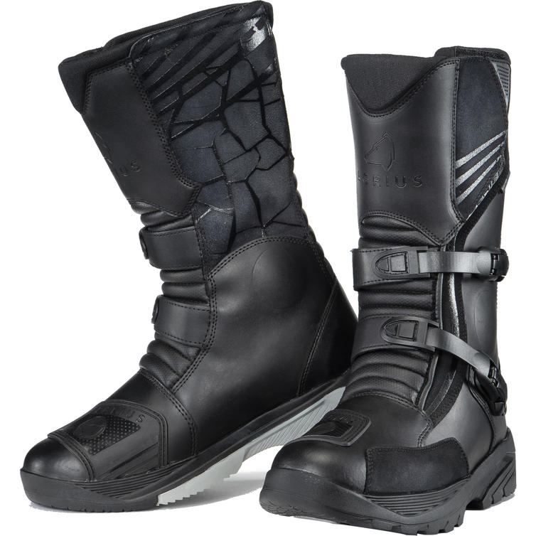 Agrius Crater WP Adventure Motorcycle Boots