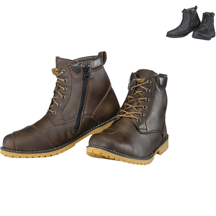 Agrius Victor WP Motorcycle Boots