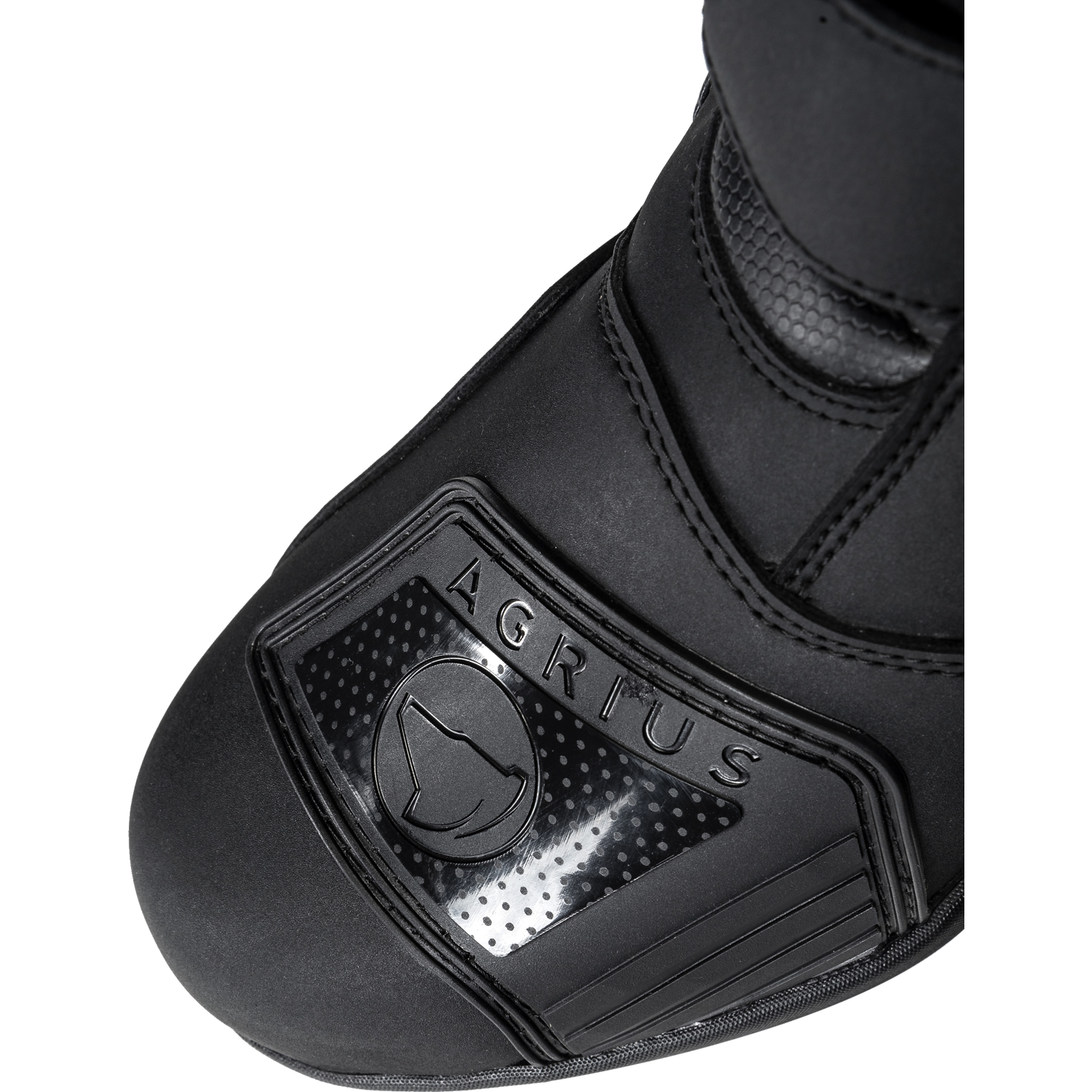 Agrius Chaos WP Adventure Mid Motorcycle Boots Waterproof Motorbike Touring