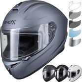 Shox Sniper Evo Motorcycle Helmet & Visor Kit