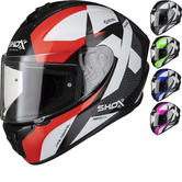 Shox Sniper Evo Sharpe Motorcycle Helmet