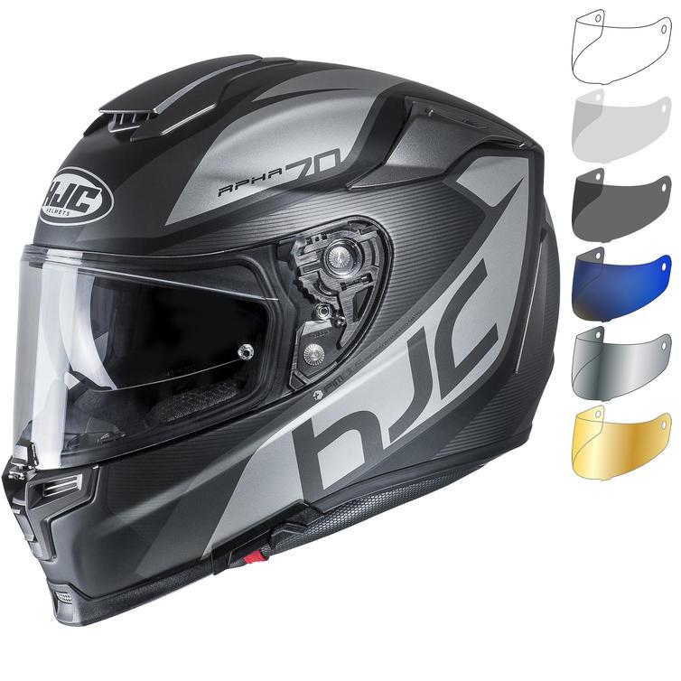 HJC RPHA 70 Pinot Motorcycle Helmet & Visor