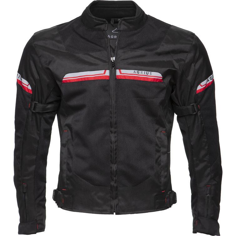 Agrius Pegasus Air Mesh Summer Motorcycle Jacket