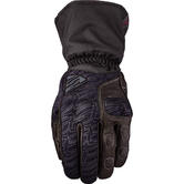 Five WFX Tech WP Outdry Motorcycle Gloves M Black
