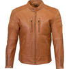 Merlin Draycott Leather Motorcycle Jacket
