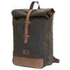 Merlin Yarnfield Roll Top Wax Motorcycle Rucksack