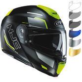 HJC RPHA 90 Rabrigo Flip Front Motorcycle Helmet & Visor