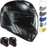 HJC RPHA 90 Tanisk Flip Front Motorcycle Helmet & Visor