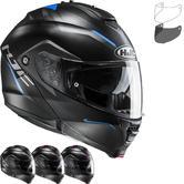 HJC IS-MAX II Dova Flip Front Motorcycle Helmet & Visor