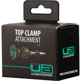 Ultimateaddons M6 Handlebar Top Clamp Bolt Attachment + 3 Prong Adapter V2