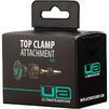 Ultimateaddons M8 Handlebar Top Clamp Bolt Attachment + 3 Prong Adapter V2