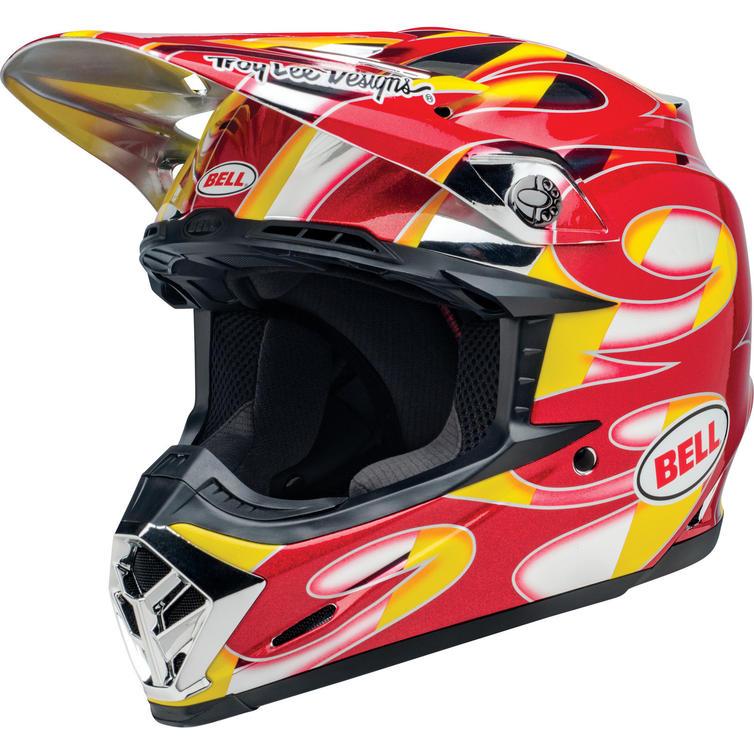 Bell Moto-9 MIPS McGrath Replica Motocross Helmet
