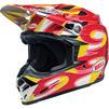 Bell Moto-9 MIPS McGrath Replica Motocross Helmet Thumbnail 1