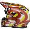 Bell Moto-9 MIPS McGrath Replica Motocross Helmet Thumbnail 10