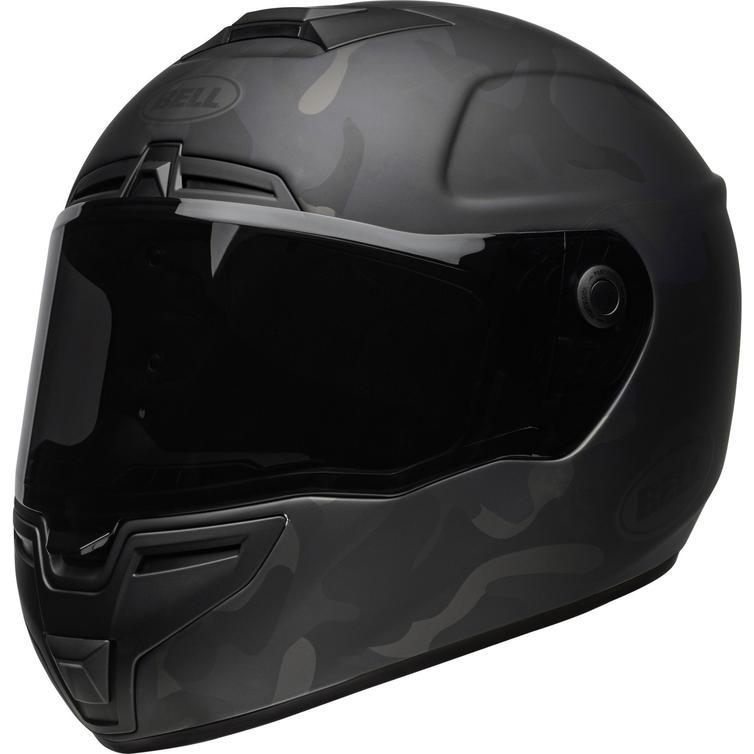 Bell SRT Stealth Motorcycle Helmet