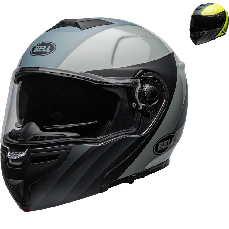 Bell SRT Modular Presence Flip Front Motorcycle Helmet