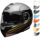 Bell SRT Modular RSD Newport Flip Front Motorcycle Helmet & Visor