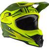 Oneal 3 Series Riff 2.0 Motocross Helmet Thumbnail 10