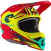 Oneal 3 Series Riff 2.0 Motocross Helmet Thumbnail 8