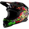 Oneal 3 Series Crank 2.0 Motocross Helmet Thumbnail 3