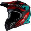 Oneal 2 Series Spyde 2.0 Motocross Helmet Thumbnail 3