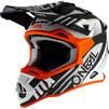 Oneal 2 Series Spyde 2.0 Motocross Helmet Thumbnail 4