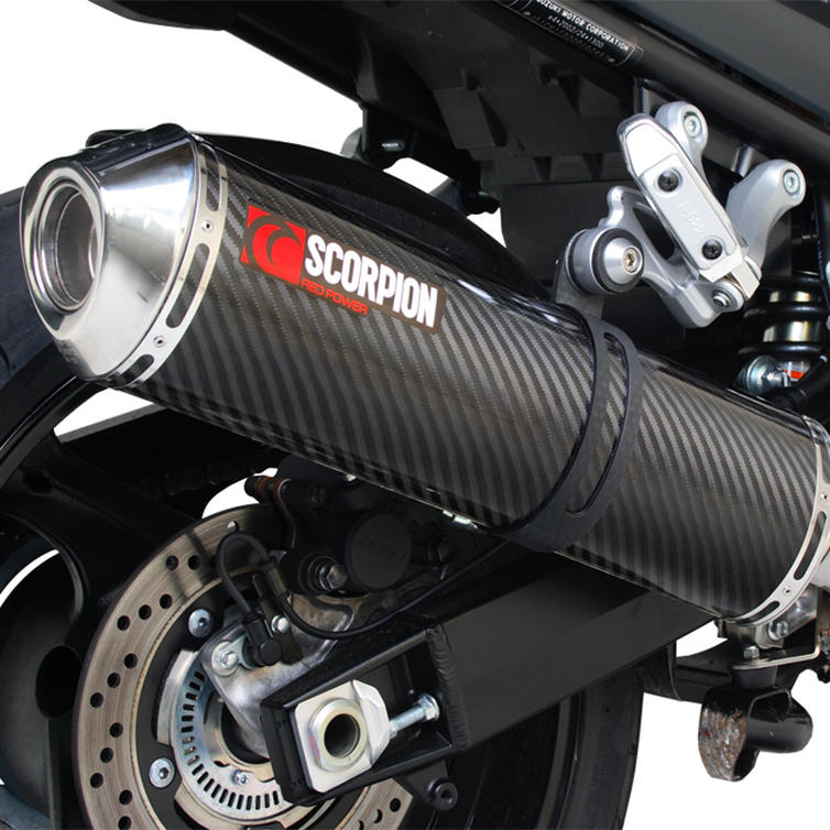 Suzuki Gsf Aftermarket Exhaust