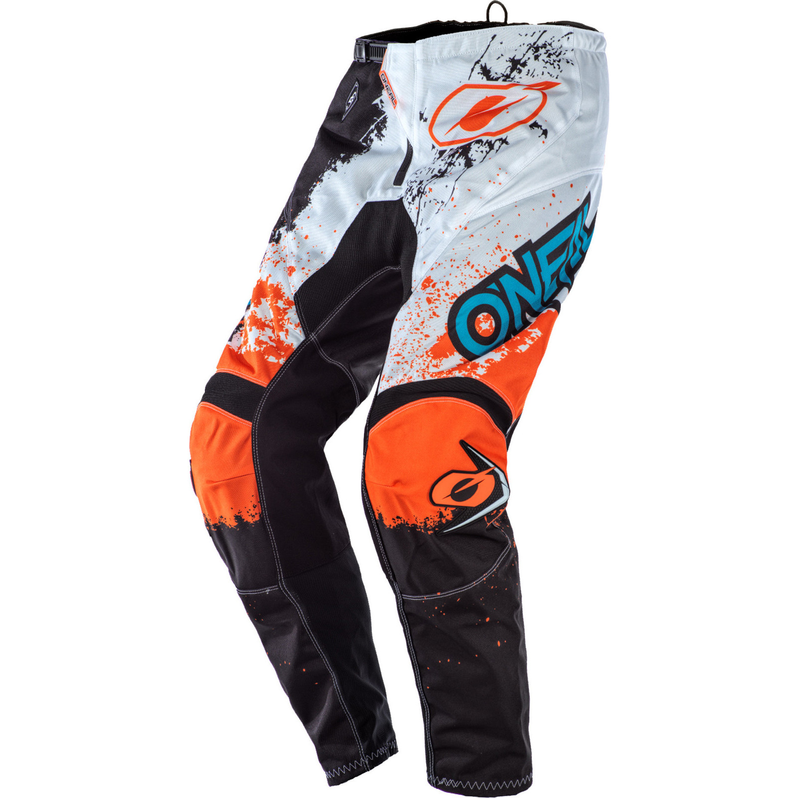 Orange//Blue, 36 ONeal Mens MX Pants