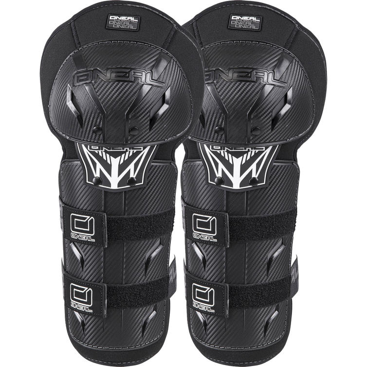 Oneal Pro III Carbon Look Youth Knee Shin Guards