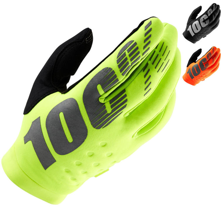 100% Brisker Youth Motocross Gloves