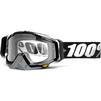 100% Racecraft Clear Motocross Goggles Thumbnail 8