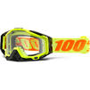 100% Racecraft Clear Motocross Goggles Thumbnail 9