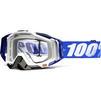 100% Racecraft Clear Motocross Goggles Thumbnail 11
