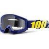 100% Strata Clear Motocross Goggles