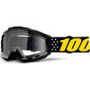 100% Accuri Clear Youth Motocross Goggles Thumbnail 3