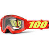 100% Accuri Clear Youth Motocross Goggles Thumbnail 6
